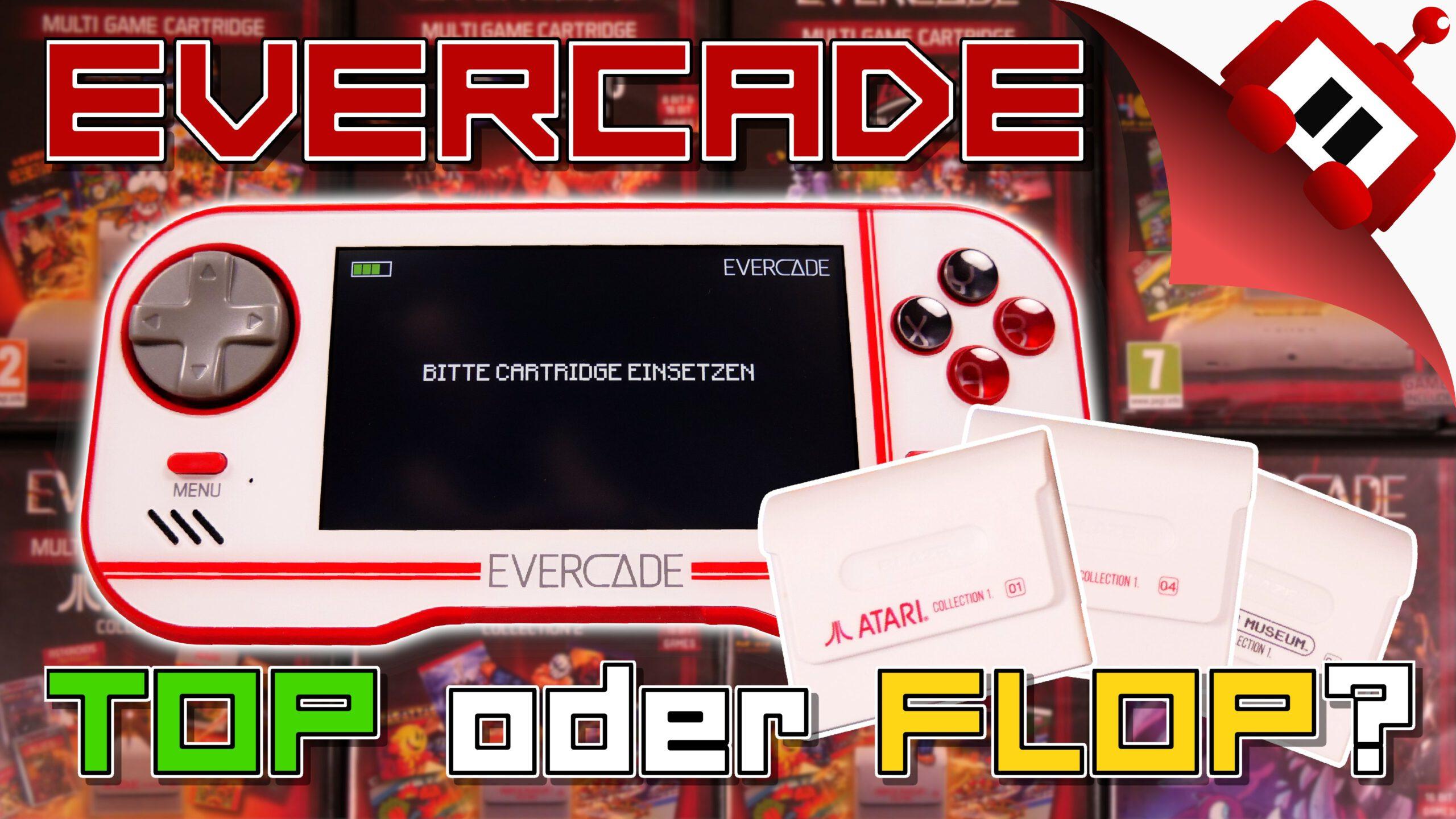 Evercade Handheld Review
